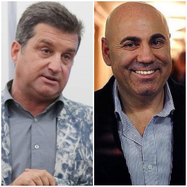 Отар Кушинашвили и Иосиф Пригожин