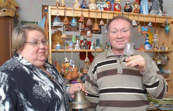 Юрий и Ирина Кузнецовы