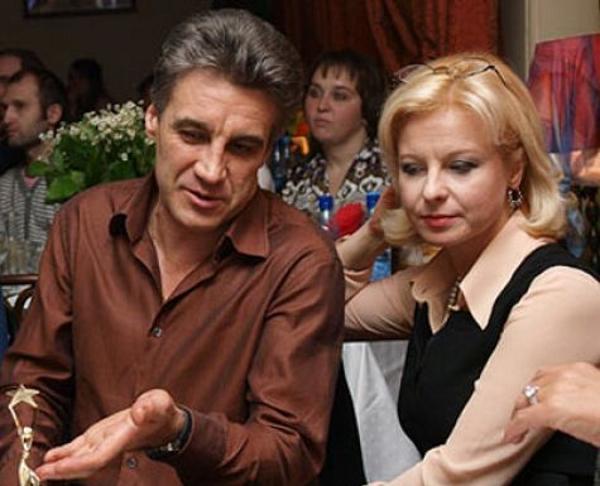 Алексей Пиманов и Валентина Жданова