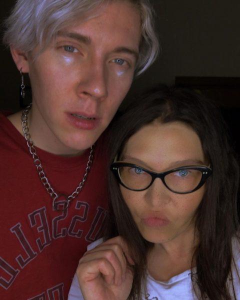 Наталья Бантеева с бойфрендом