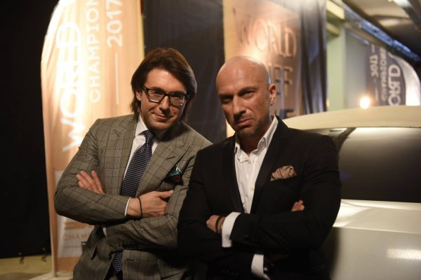 Андрей Малахов и Дмитрий Нагиев