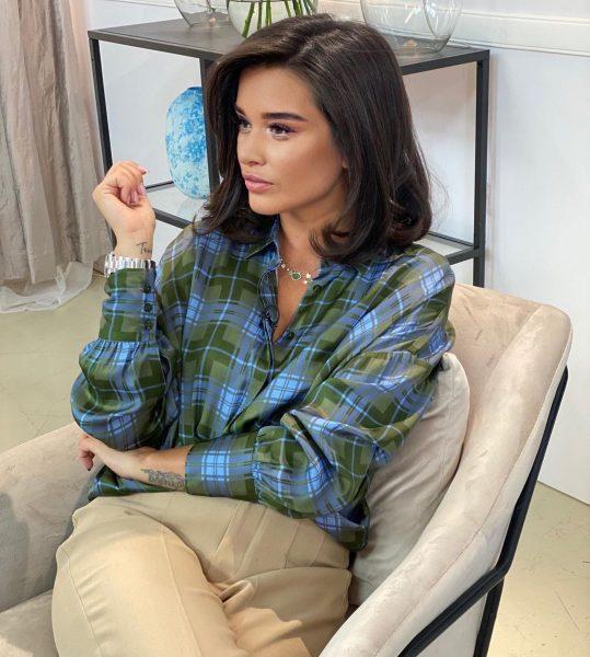 Бородина возмутилась обвинениям в том, что она носит поддельную обувь Dior