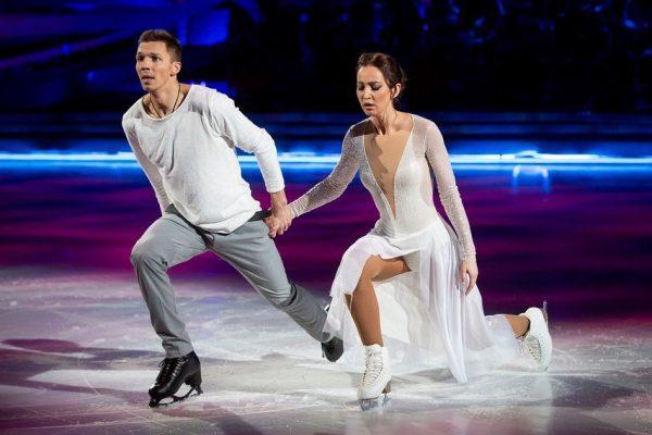 Дмитрий Соловьёв и Ольга Бузова