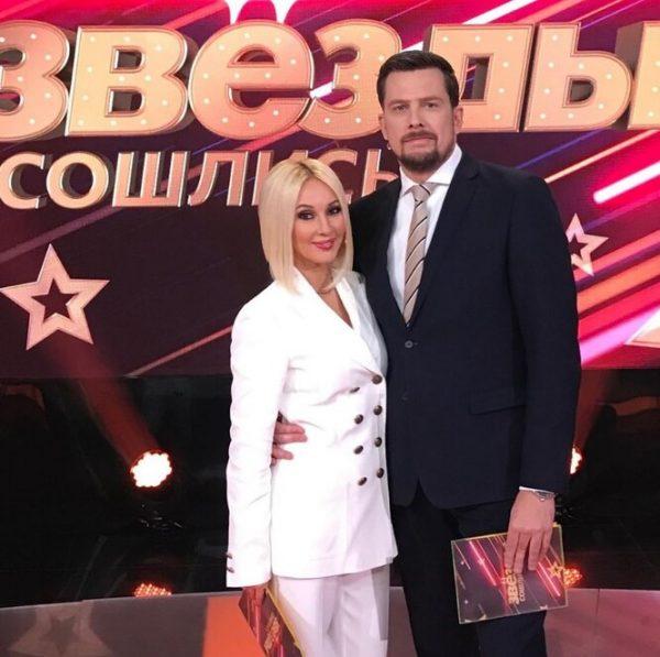 Лера Кудрявцева и Александр Колтовой,