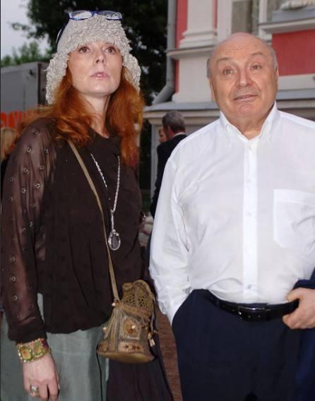 Клара Новикова и Михаил Жванецкий
