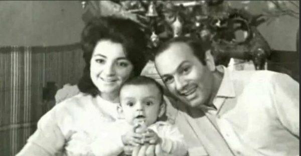 Филипп Киркоров с родителями