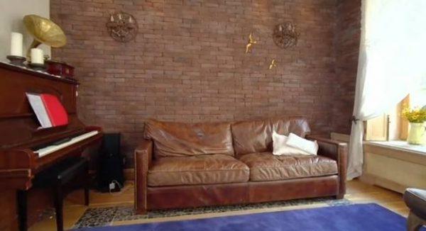 Квартира Пеговой до ремонта