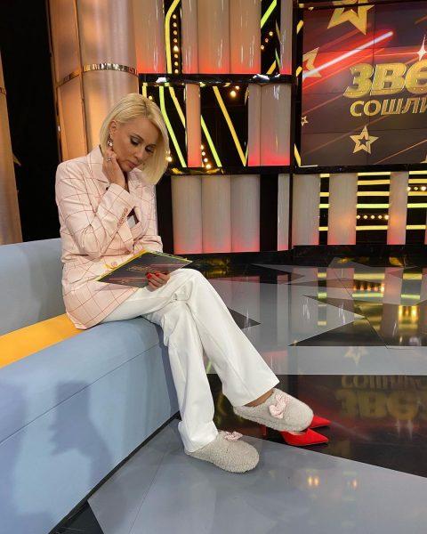 Лера Кудрявцева раскрыла неожиданные подробности смерти ведущего НТВ