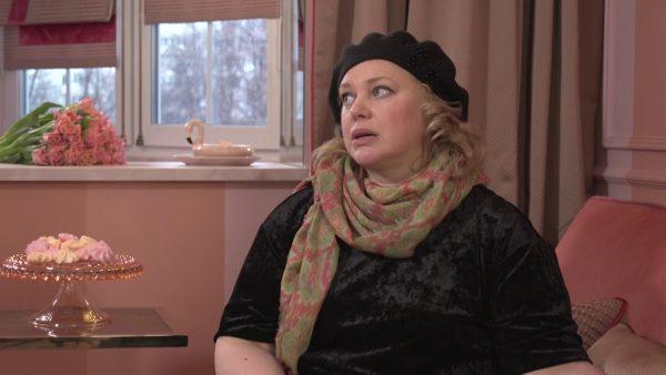 Ольга Машина в обновленной квартире