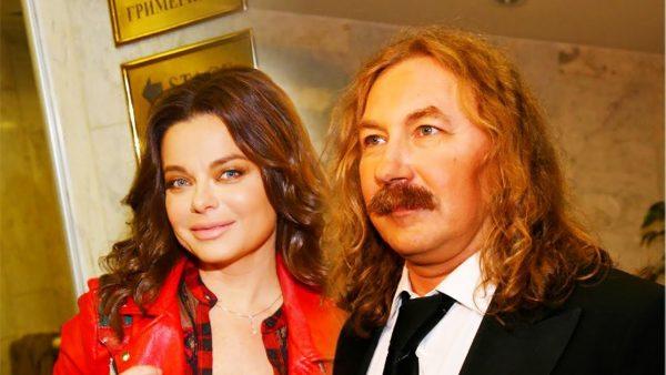 Наташа Королева и Игорь Николаев,