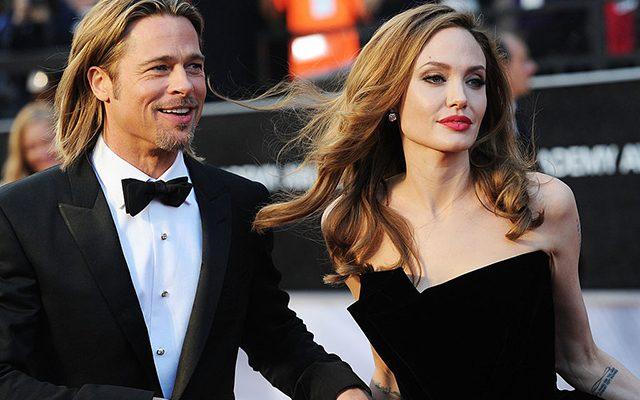 Брэд Питт вернулся в дом Анджелины Джоли
