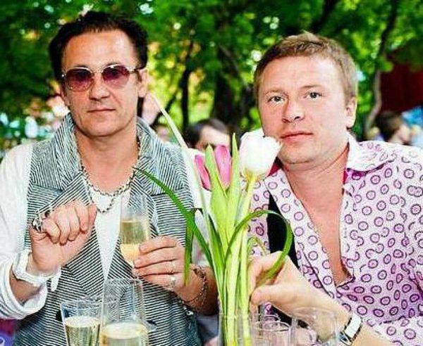 Меньшиков и Татаренков