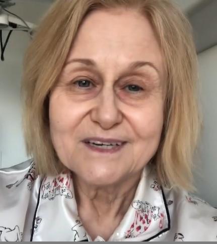 Дарья Донцова отреагировала на свои «похороны» с больничной койки