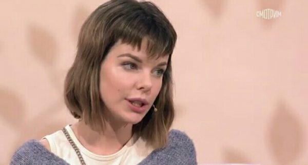 Анна Старшенбаум на передаче «Судьба человека»