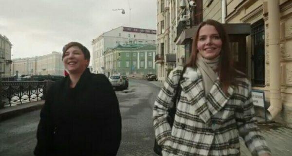 Катерина Гордеева и Елизавета Боярская