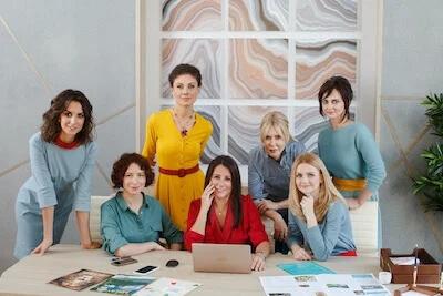 Команда Ольги Смышляевой