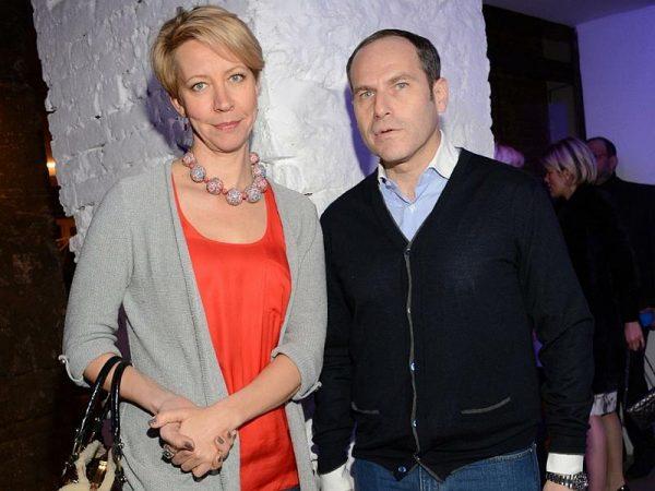 Татьяна Лазарева и Михаил Шац