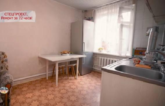 Старая кухня Лидии Барабановой