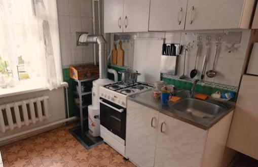 Старая кухня без ремонта