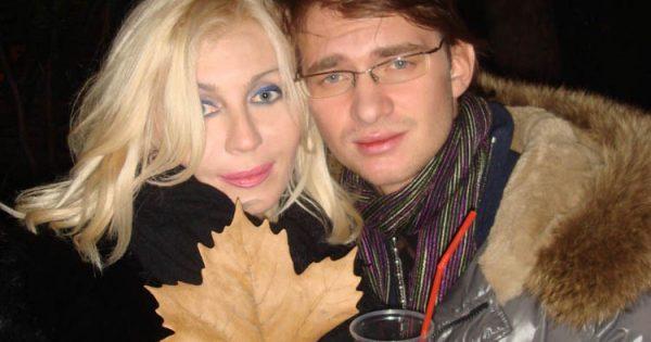 Ирина Билык с бывшим мужем