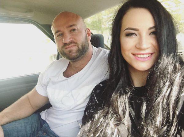 Ида Галич и Дмитрий Дизель