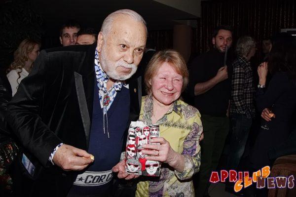 Бедрос Киркоров с Люсей