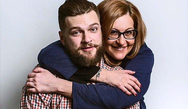 Алиса Шер и Кирилл Нагиев