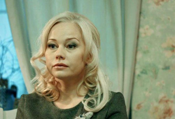 Елена Корикова постарела