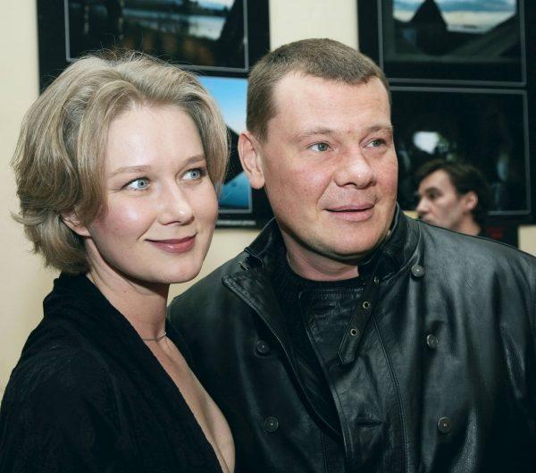 Семейное фото Галкина и Михайловой