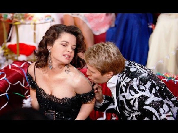 Королева танцует с Басковым