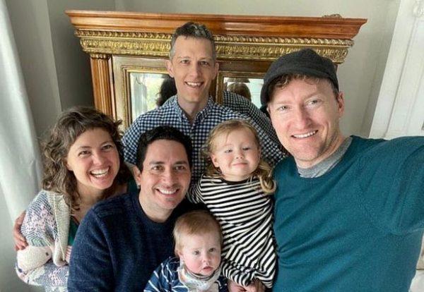 Счастливая семья геев