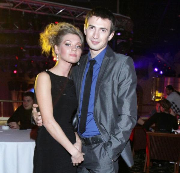 Кристина Асмус и Алексей Лемар