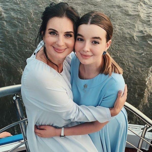 Екатерина и Александра Стриженова