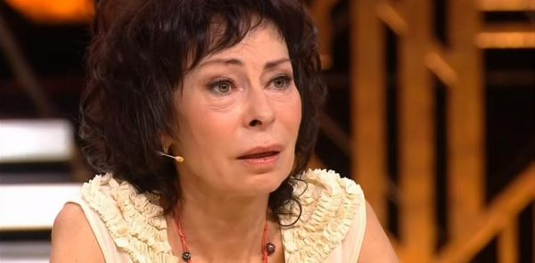 Постаревшая Марина Хлебникова