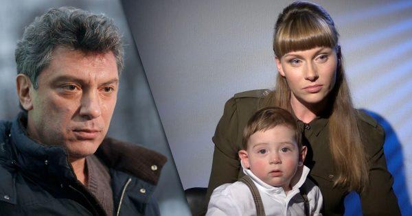 Борис Немцов и Екатерина Ифдоти