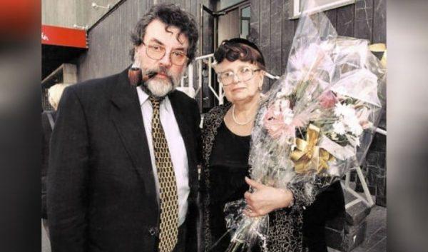 Александр и Наталья Ширвиндт