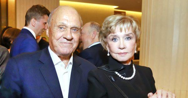 Меньшов и Алентова вместе