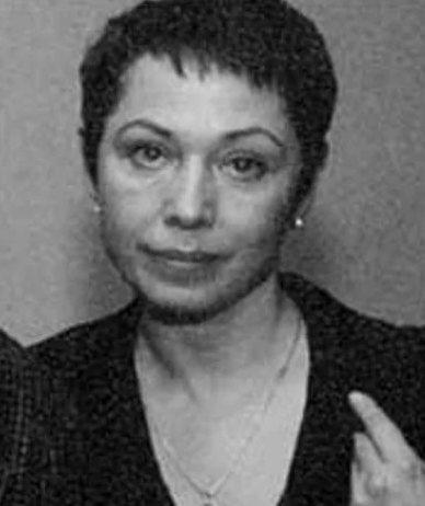 Молодая Ирина Газманова