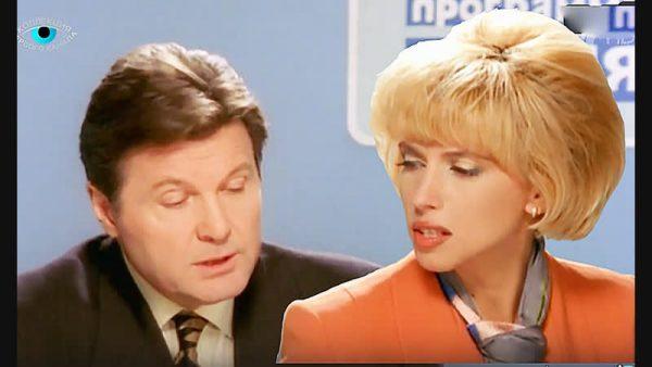 Лещенко и Свиридова в молодости