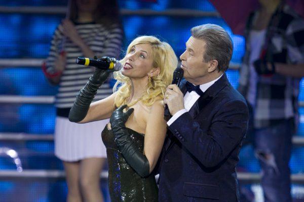 Свиридова и Лещенко поют дуэтом