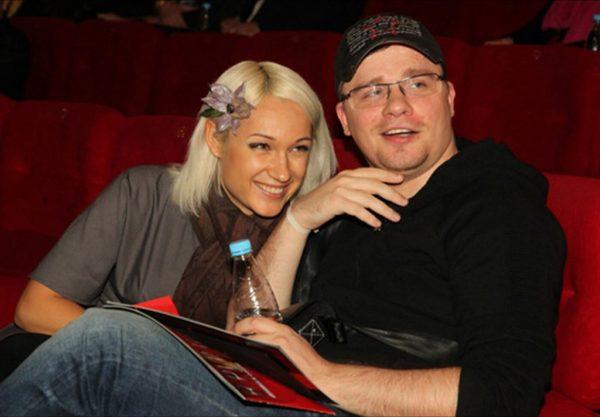 Гарик Харламов с первой женой