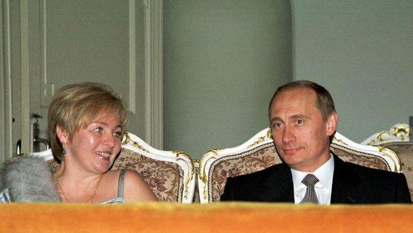 Людмила Путина, Владимир Путин,