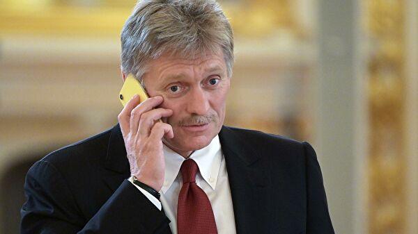 """""""Он это делает ежегодно..."""" - Песков рассказал о традиции Путина на Новый год"""