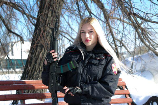 Анна Храмцова,