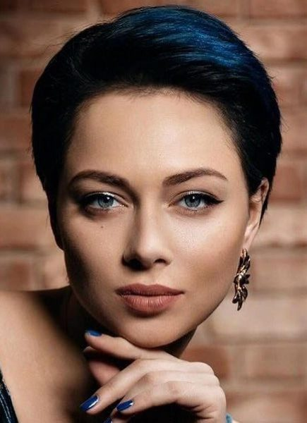 Анастасия Самбурская, фото:almode.ru