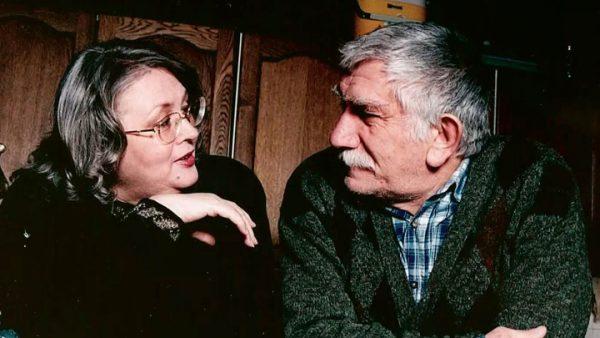 Армен Джигарханян, Татьяна Власова