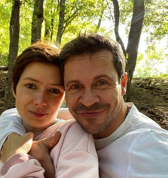 Павел Деревянко, Дарья Мясищева