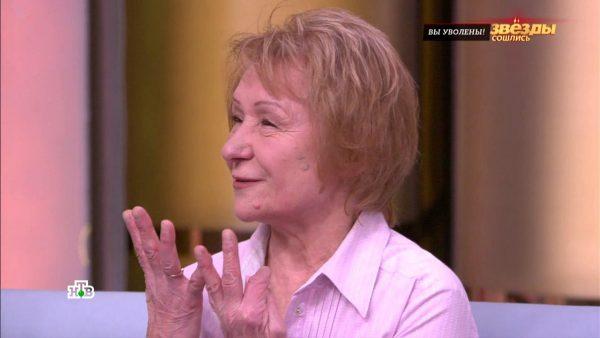 Людмила любит Филиппа как сына,