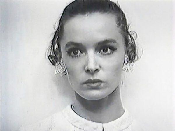 Галина Никулина в молодости