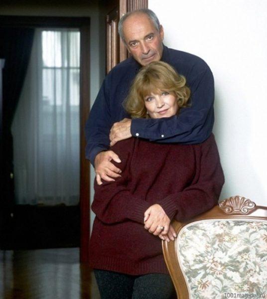 Красивая и безумная история любви Ольги Остроумовой и Валентина Гафта